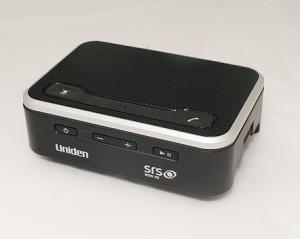 Uniden BTS200 Front View. (Image copyright (c) 2011, Gary Stark)