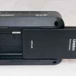 Uniden BTS200 Battery fitment. (Image copyright (c) 2011, Gary Stark)