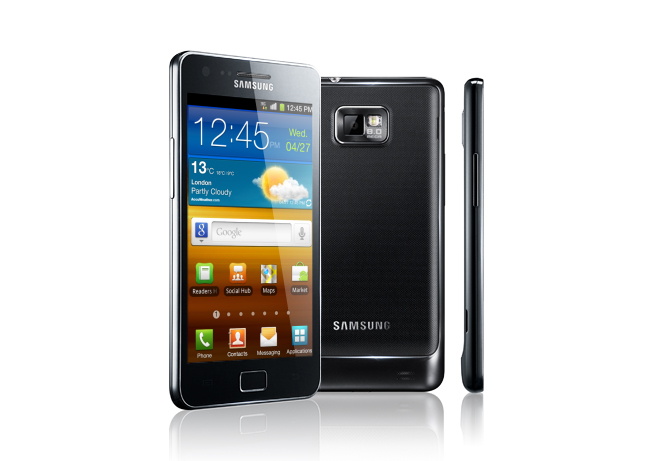 fathers day gift idea samsung galaxy s2 mobile phone