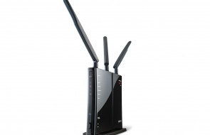 Buffalo AirStation Nfiniti Wireless-N High Power Router & Access Point WZR-HP-G450H