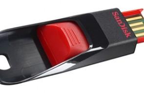 SanDisk Cruzer Red
