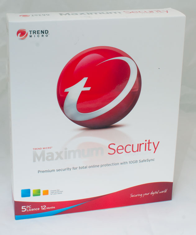 Trend Micro Maximum Security 2011