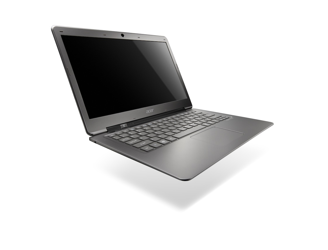 Acer Debuts First Ultrabook: Aspire S3